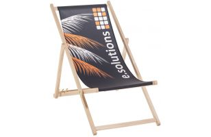 Deck chair 120 - digital print - 7010