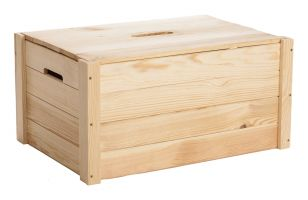 Toy box with lid - 8091