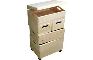 Chest on wheels - 8003