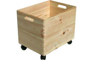 Box on wheels - 8011