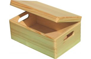 Box with lid - 8160