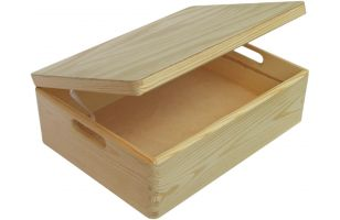 Box with lid - 8161
