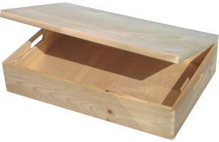 Large box with lid - 8162