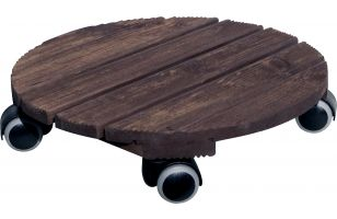 Wheeled coaster for potted plants - 8211